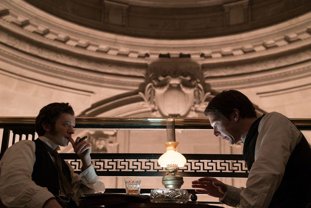 The Current War : Photo Benedict Cumberbatch, Tom Holland
