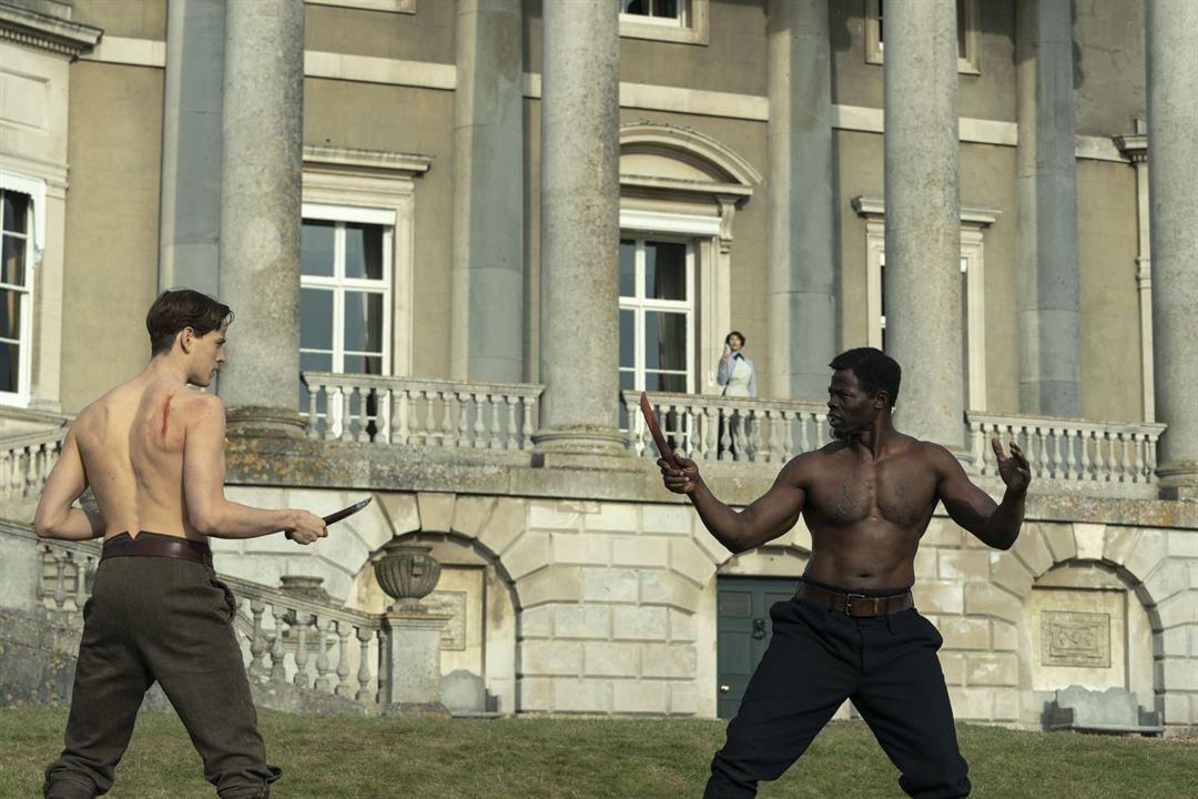 The King's Man : Première Mission : Photo Djimon Hounsou, Gemma Arterton, Harris Dickinson