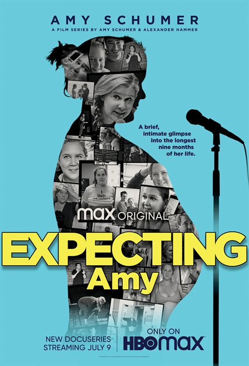 Expecting Amy : Affiche