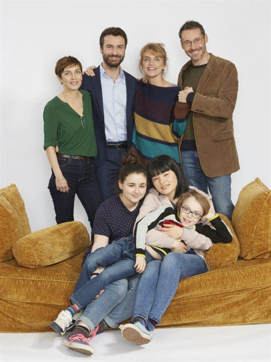 Photo Amaury de Crayencour, Ayumi Roux, Judith Siboni, Julien Boisselier, Olivia Côte