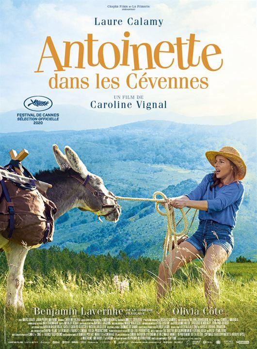 Affiche du film Antoinette dans les Cévennes - Affiche 1 sur 1 - AlloCiné