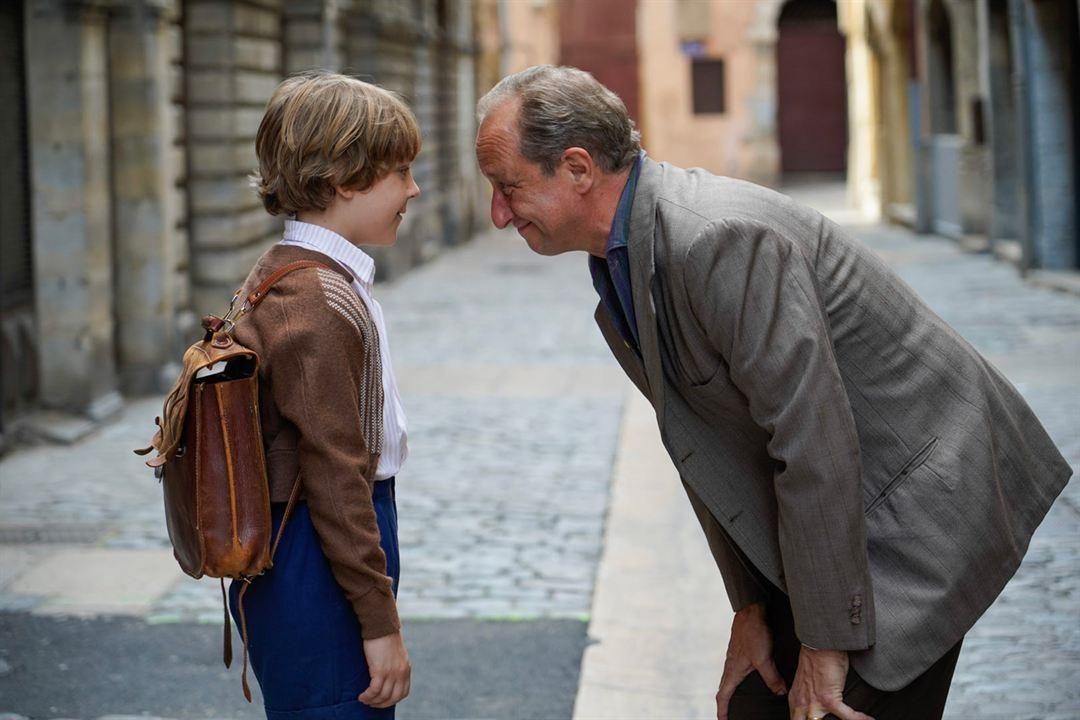Profession du père : Photo Benoît Poelvoorde, Jules Lefebvre