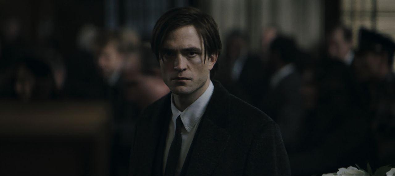 The Batman: Robert Pattinson
