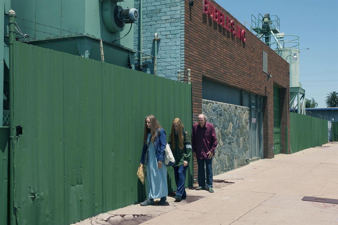 Kajillionaire : Photo Debra Winger, Evan Rachel Wood, Richard Jenkins