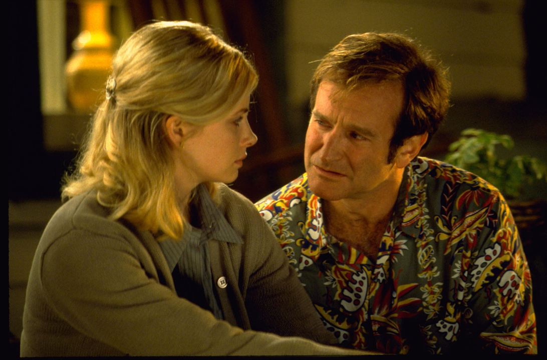 Docteur Patch : Photo Monica Potter, Robin Williams