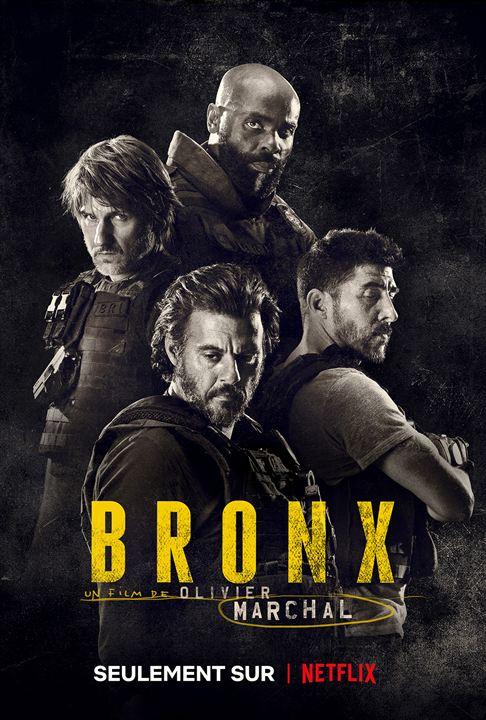 Bronx : Affiche