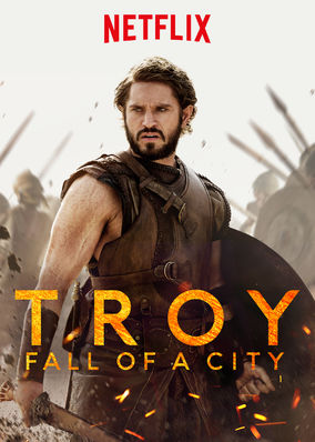 Troy: Fall of a City : Affiche