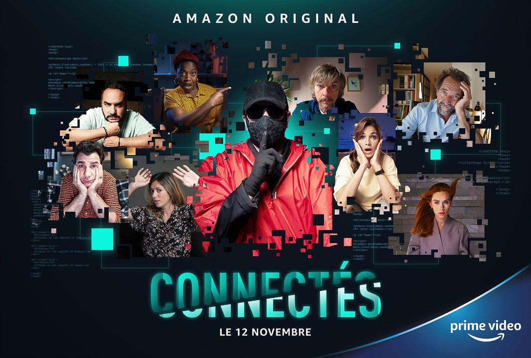 Connectés : Affiche