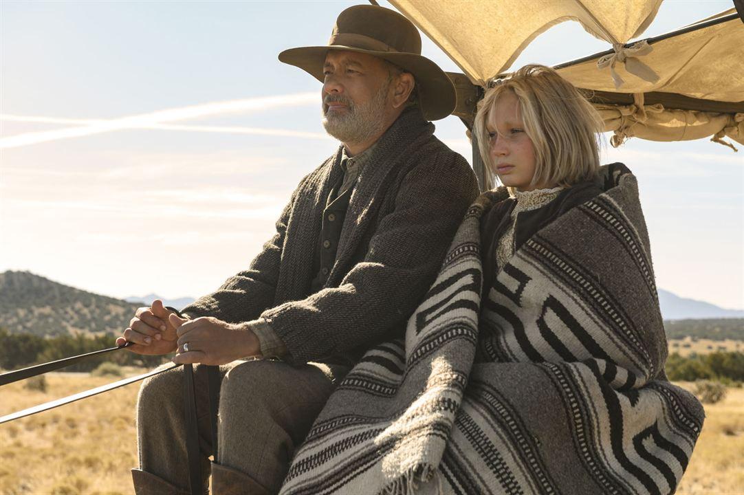 La Mission: Tom Hanks, Helena Zengel