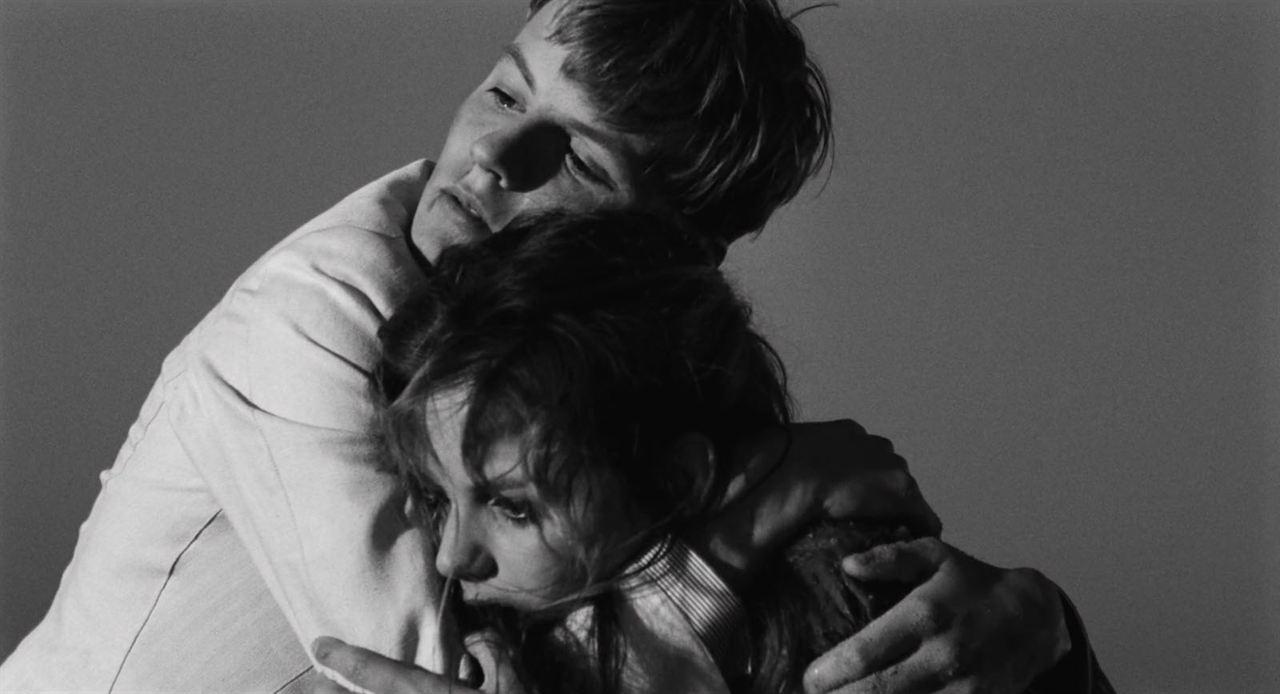 La Fille à la valise: Claudia Cardinale, Jacques Perrin