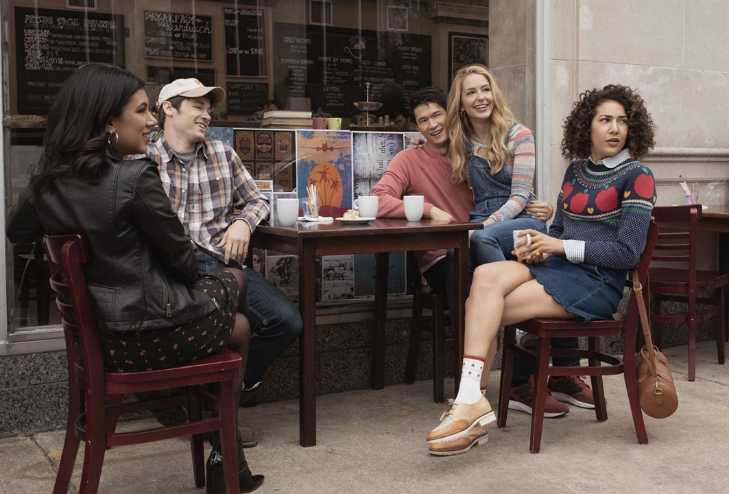 All My Life : Photo Chrissie Fit, Harry Shum Jr., Jessica Rothe, Kyle Allen, Marielle Scott