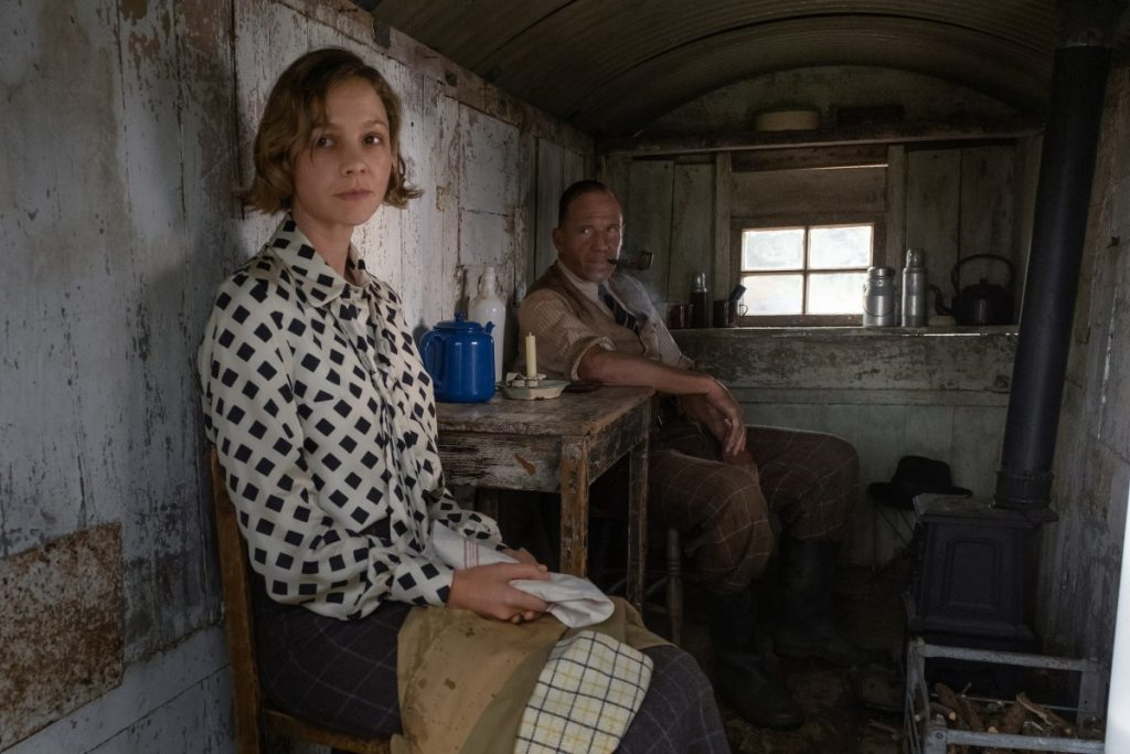 The Dig: Carey Mulligan, Ralph Fiennes