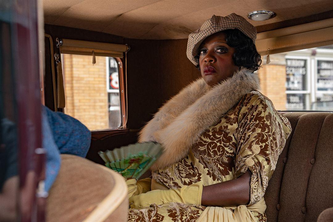Le blues de Ma Rainey: Viola Davis