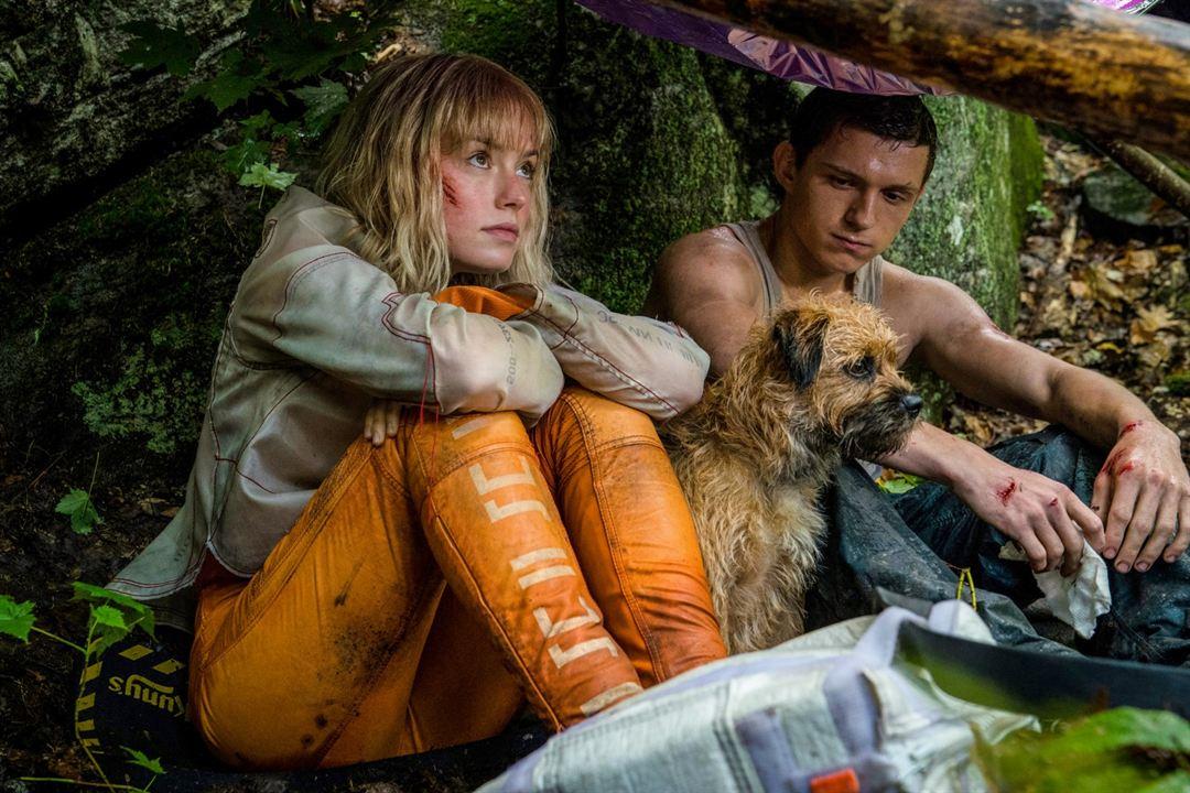 Chaos Walking: Tom Holland, Daisy Ridley