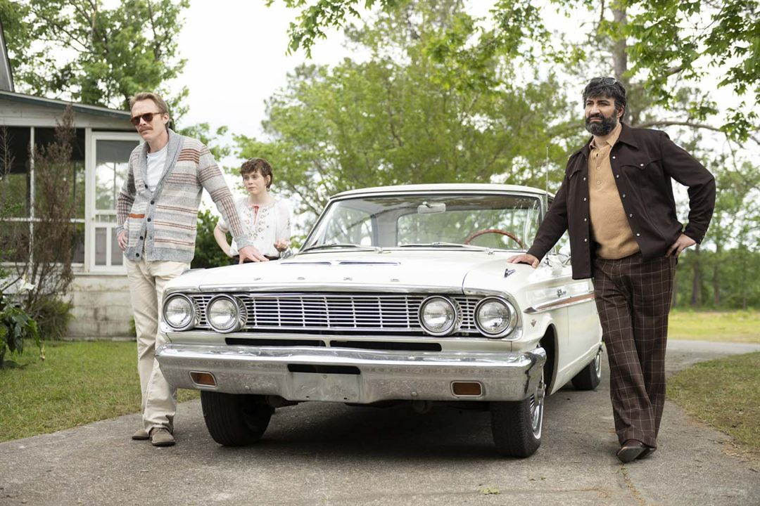 Uncle Frank : Photo Paul Bettany, Peter MacDissi, Sophia Lillis