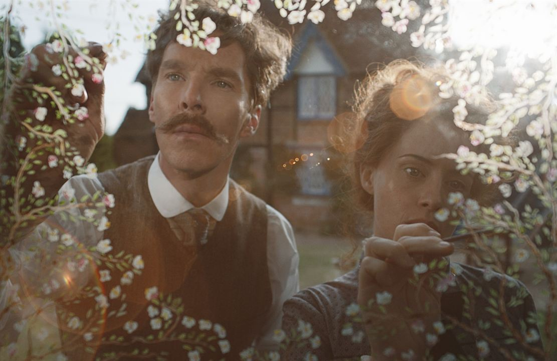 The Electrical Life of Louis Wain : Photo Benedict Cumberbatch, Claire Foy