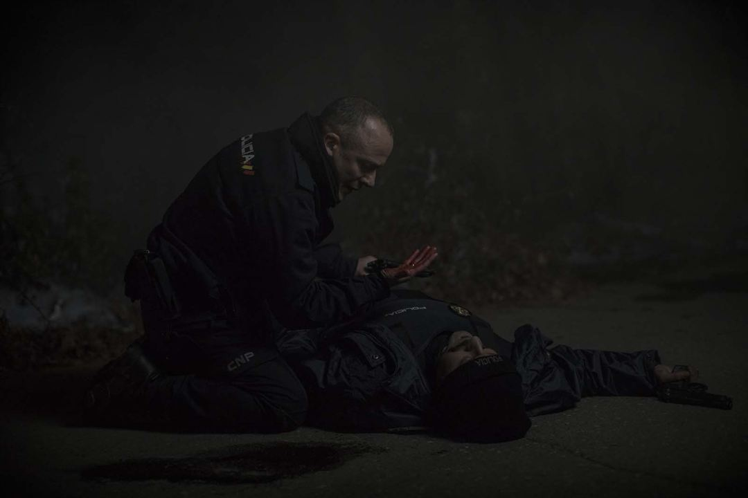 Froid Mortel: Javier Gutiérrez