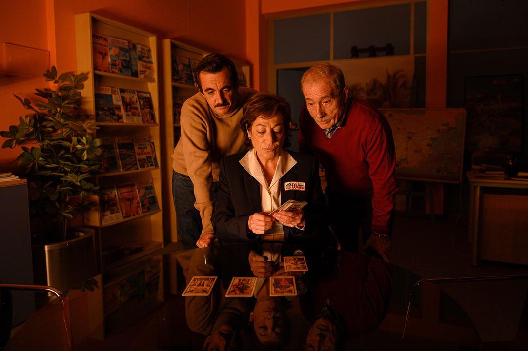 Photo Carlos Hipolito, Carmen Balagué, Manolo Cal