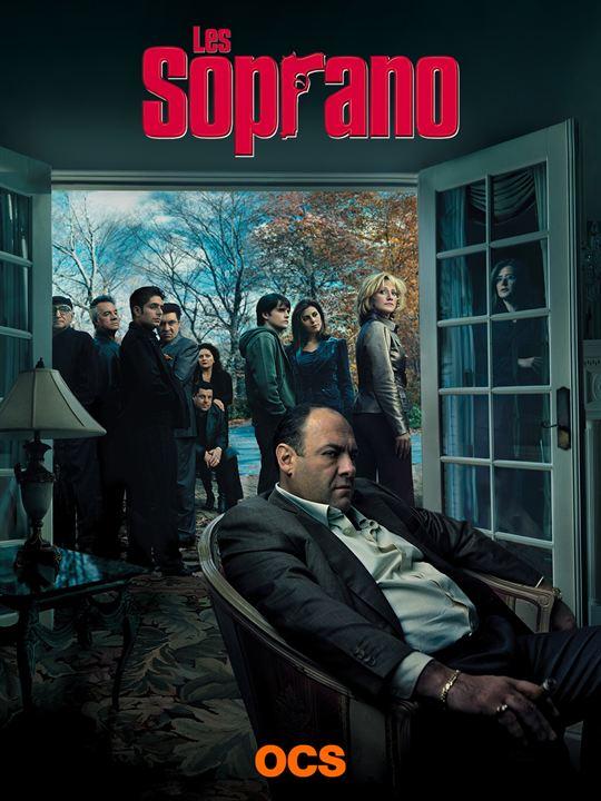 Les Soprano : Affiche