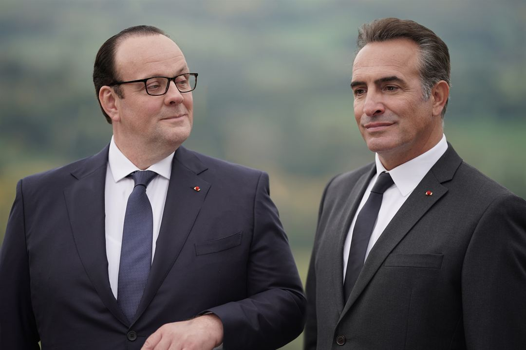 Présidents: Grégory Gadebois, Jean Dujardin