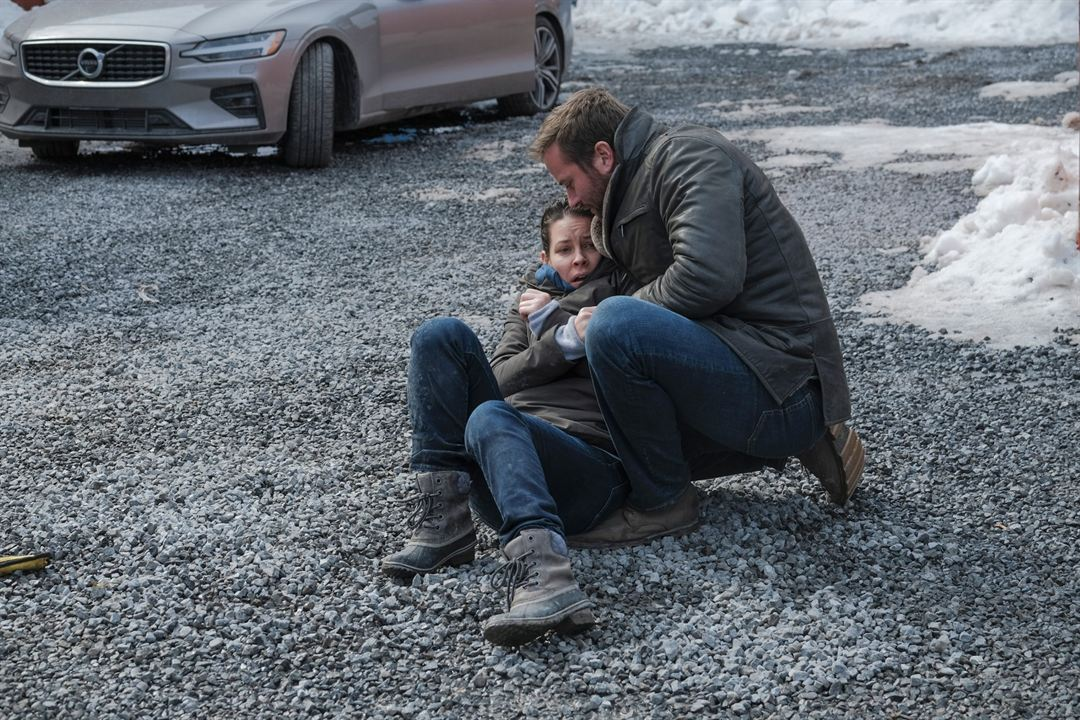 Crisis: Evangeline Lilly, Armie Hammer