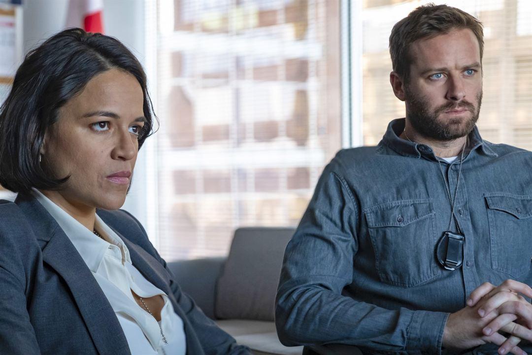 Crisis: Michelle Rodriguez, Armie Hammer