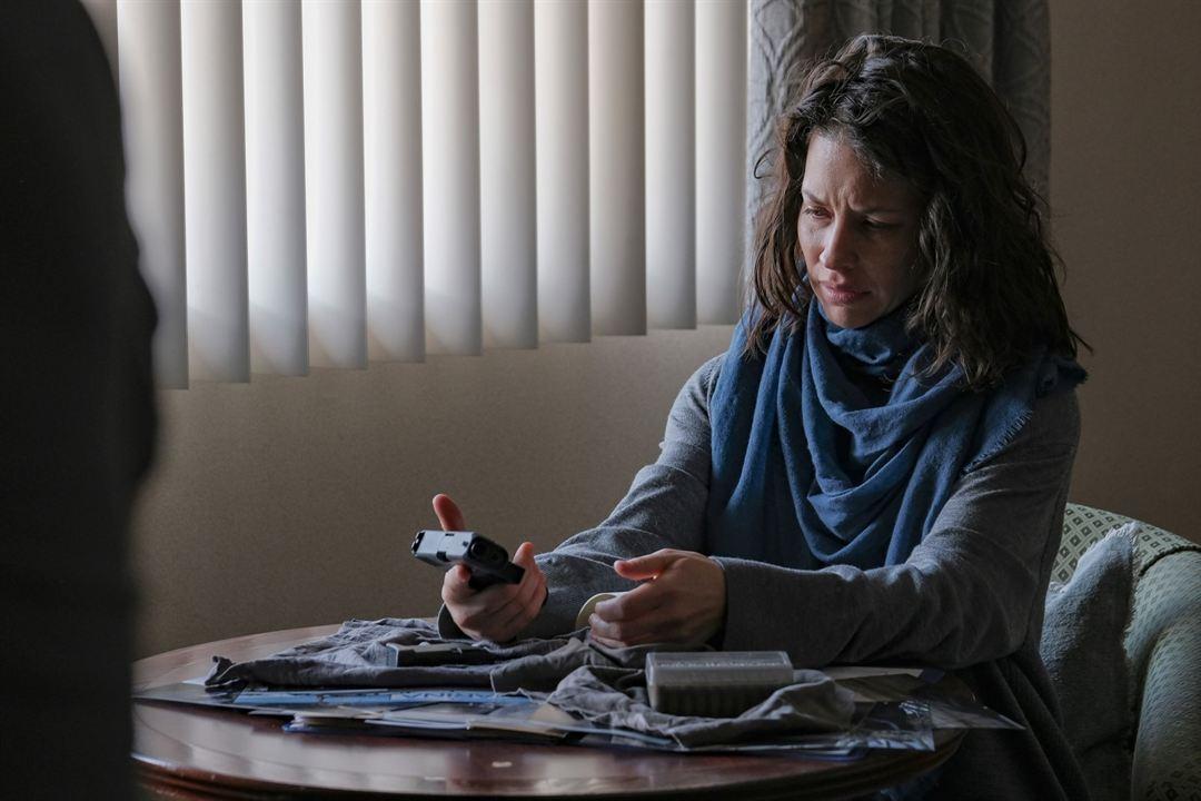 Crisis: Evangeline Lilly