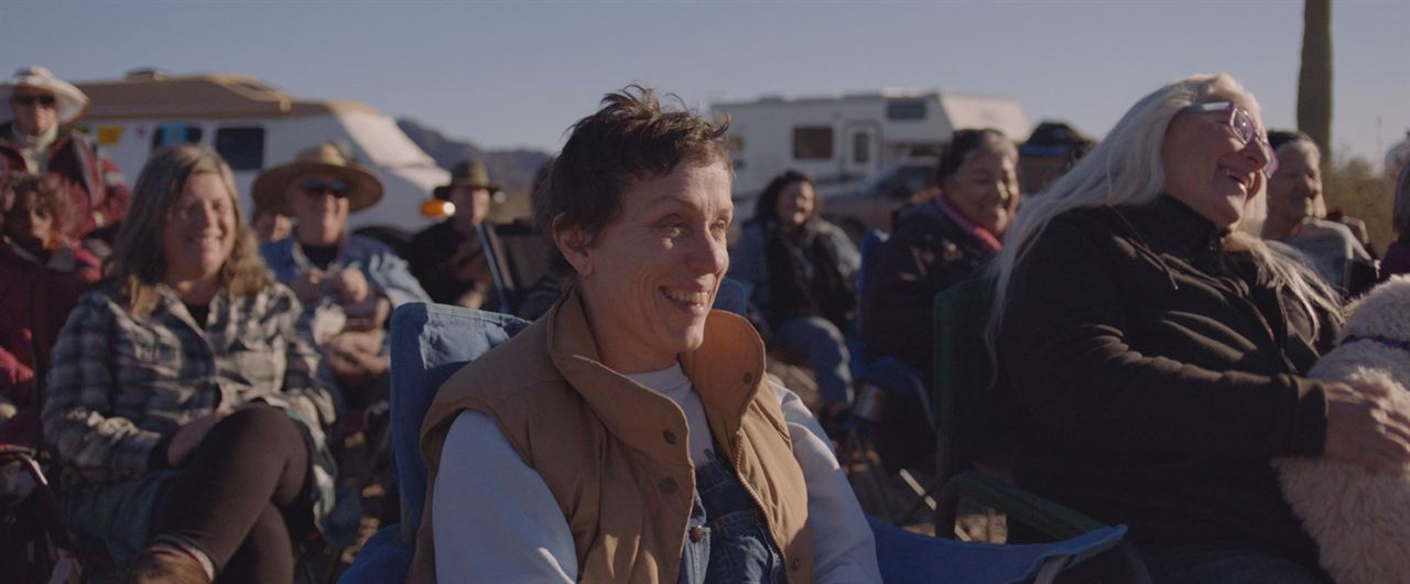 Nomadland: Frances McDormand