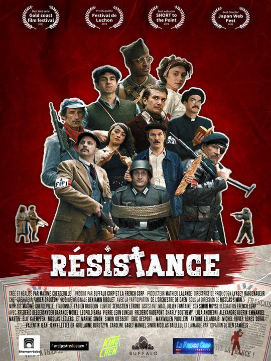 Résistance : Affiche