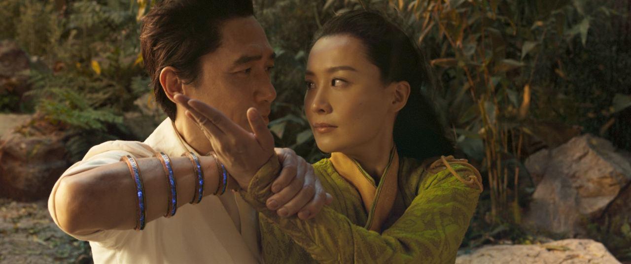 Shang-Chi et la Légende des Dix Anneaux: Michelle Yeoh, Tony Leung Chiu-Wai