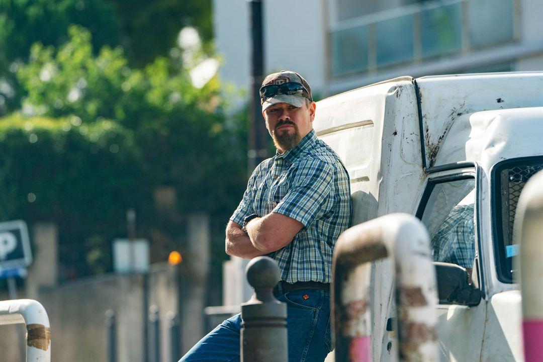 Stillwater: Matt Damon