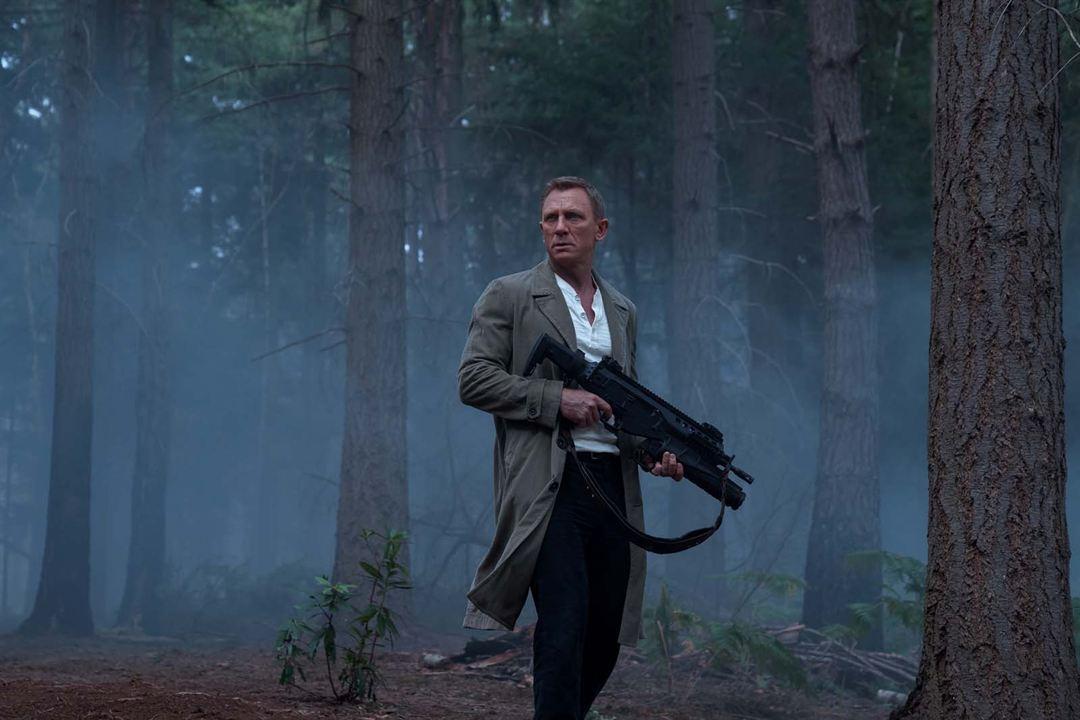 Mourir peut attendre - Daniel Craig