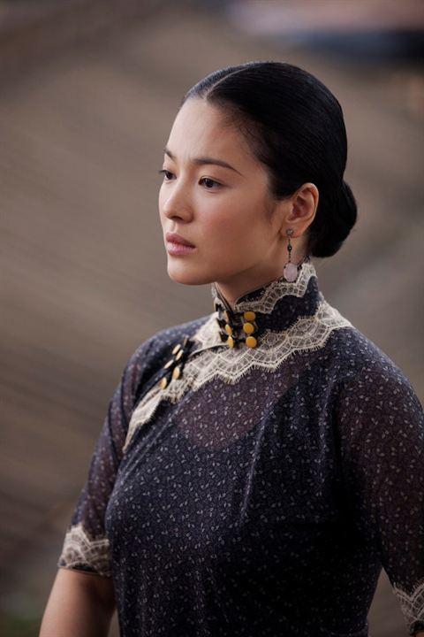 The Grandmaster : Photo Song Hye-kyo