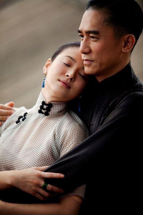 The Grandmaster : Photo Song Hye-kyo, Tony Leung Chiu-Wai