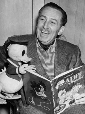 Affiche Walt Disney