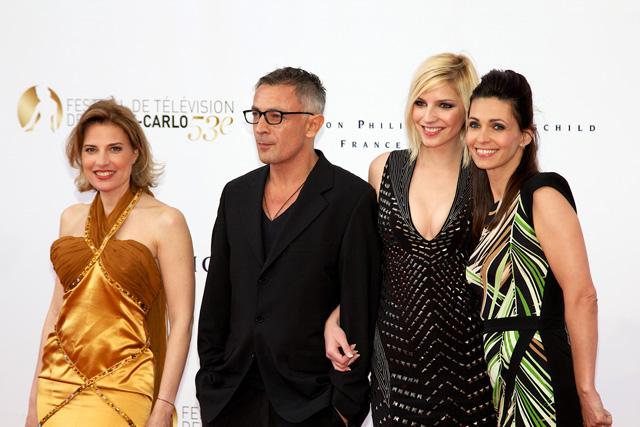 Photo Adeline Blondieau, Christine Lemler, Frederic Deban, Nadège Lacroix