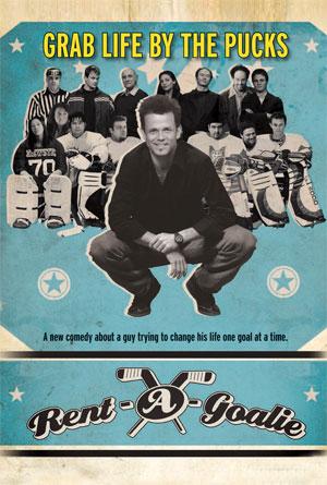 Rent-A-Goalie : Affiche