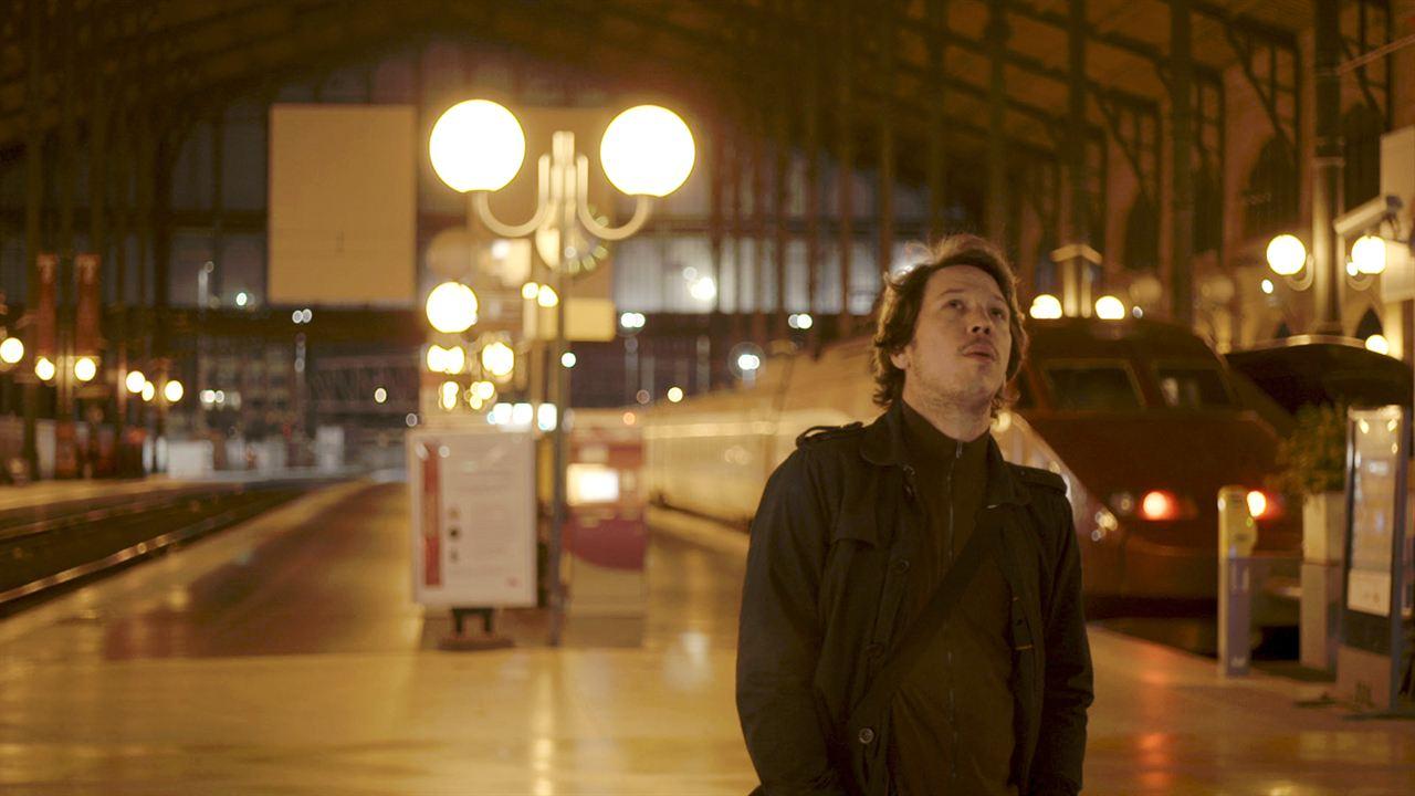 Gare du Nord: Reda Kateb