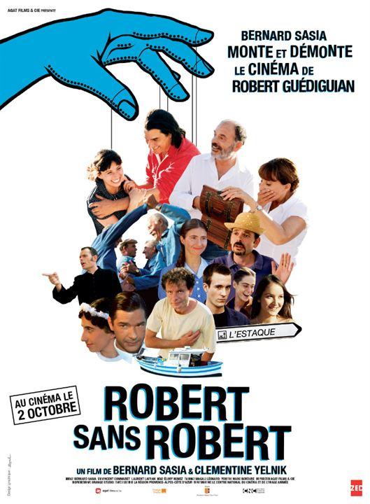 Robert sans Robert : Affiche