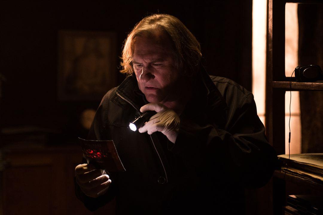 La Marque des anges - Miserere: Gérard Depardieu