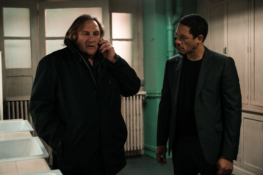 La Marque des anges - Miserere:  JoeyStarr, Gérard Depardieu