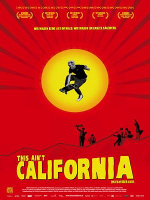 Derrière le mur la Californie