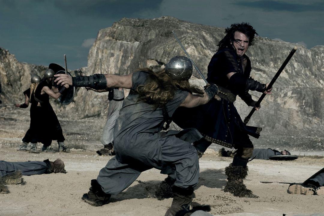 Vikingdom - l'éclipse de sang