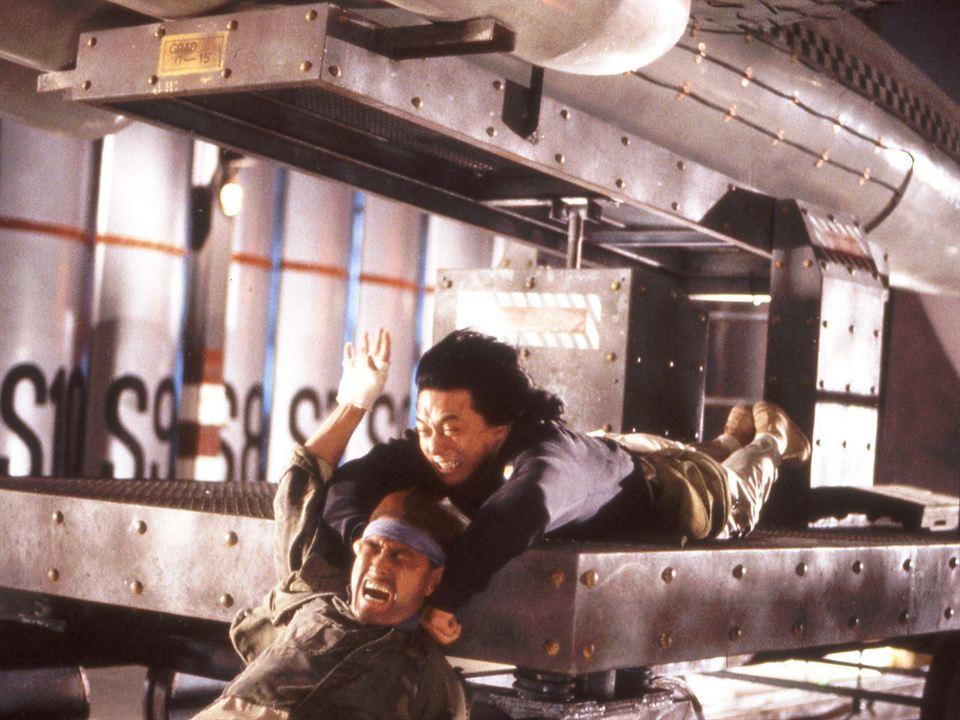 Opération Condor: Jackie Chan