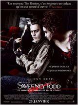 Sweeney Todd, le diabolique barbier de Fleet Street (2008)