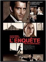 L'Enquête – The International