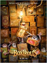 Les Boxtrolls (2014)