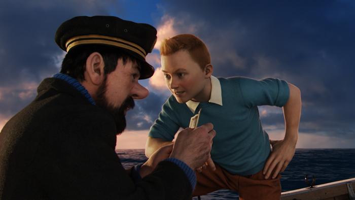 Les Aventures de Tintin : Le Secret de la Licorne : Photo
