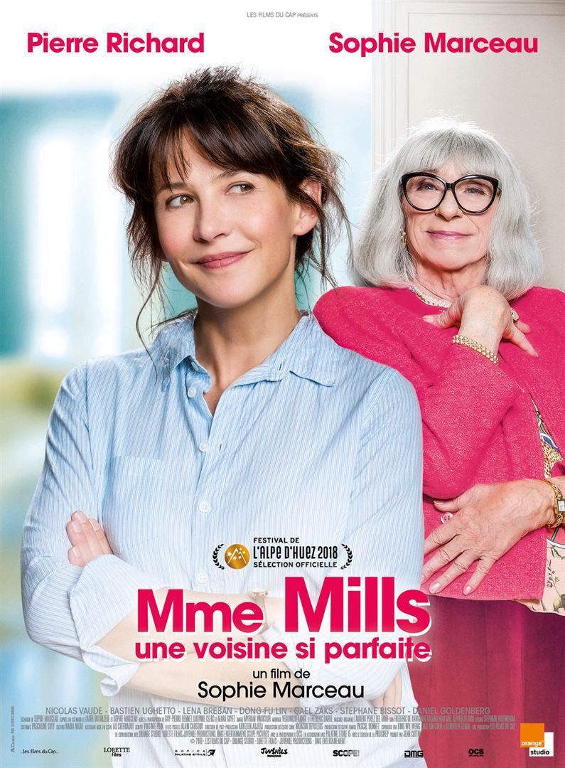 Mme Mills, une voisine si parfaite Film en Streaming HD