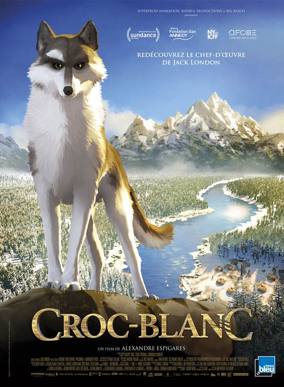 Croc-Blanc Film en Streaming Gratuit
